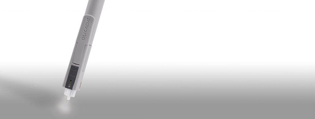 Diabetes hjælpemiddel Dukada Trio nålelys