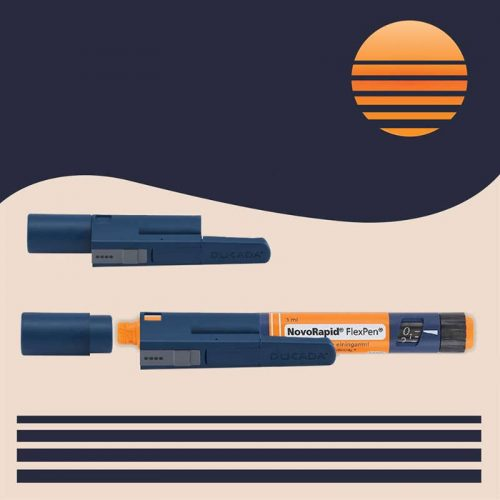 DUKADA Trio for Novo FlexPen UV Light