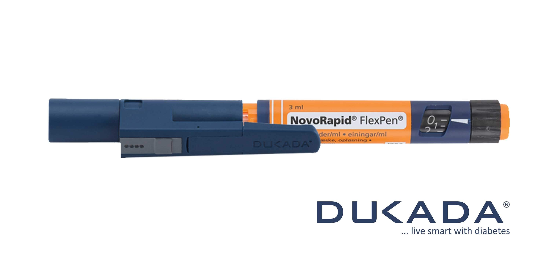 DUKADA Trio Timer für Insulin Pens